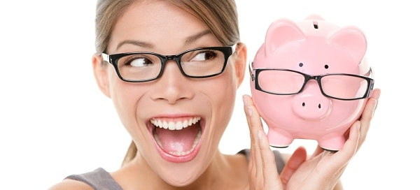 financially empowered woman